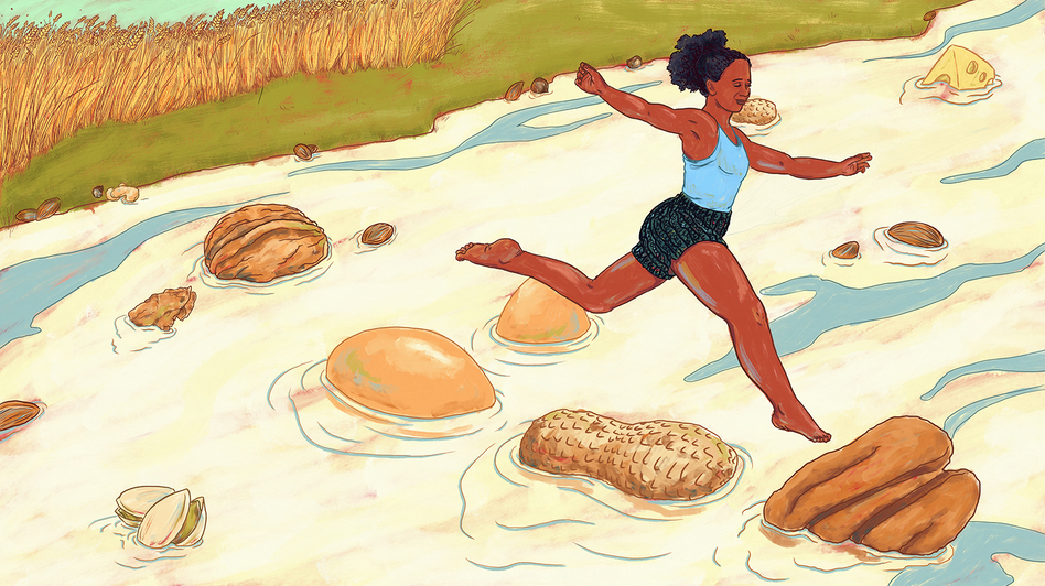 Food allergies are tricky to diagnose, and many kids can outgrow them, too. A test called an oral food challenge is the gold standard to rule out an allergy. It's performed under medical supervision. (Michelle Kondrich for NPR)