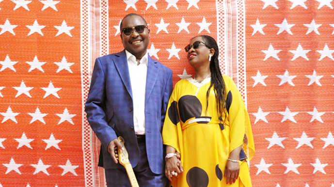 Amadou & Mariam On World Cafe