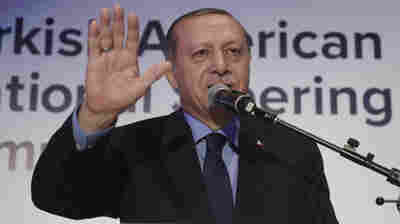 Erdogan Speech Triggers Physical Confrontations At Turkish-American Event In NYC