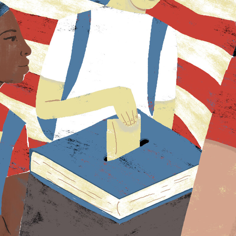 What Your State Is Doing To Beef Up Civics Education : NPR