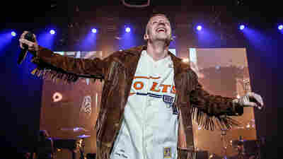 On 'Gemini,' Macklemore Chooses Personal Deliverance Over Politics