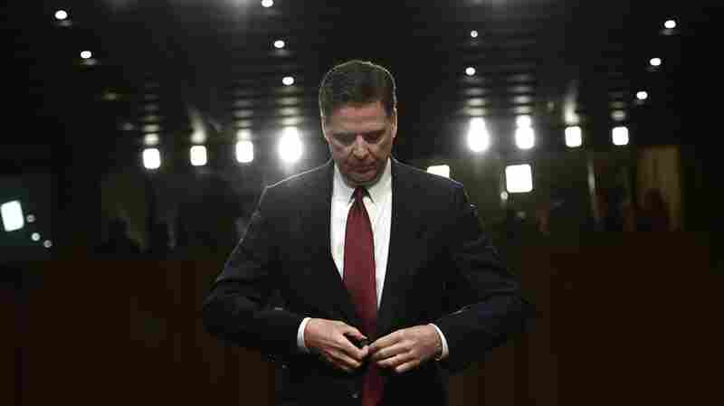 'You're Not Our Homey,' Howard University Protesters Tell Ex-FBI Director James Comey