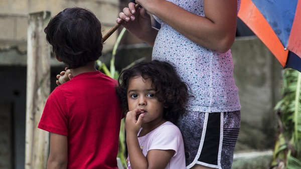 With Power Out And Phones Down, A Struggle To Reach Loved Ones In Puerto Rico