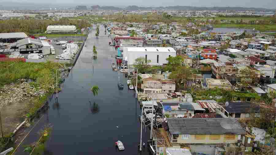 Puerto Rico's Weak Infrastructure Creates Big Challenges For Recovery