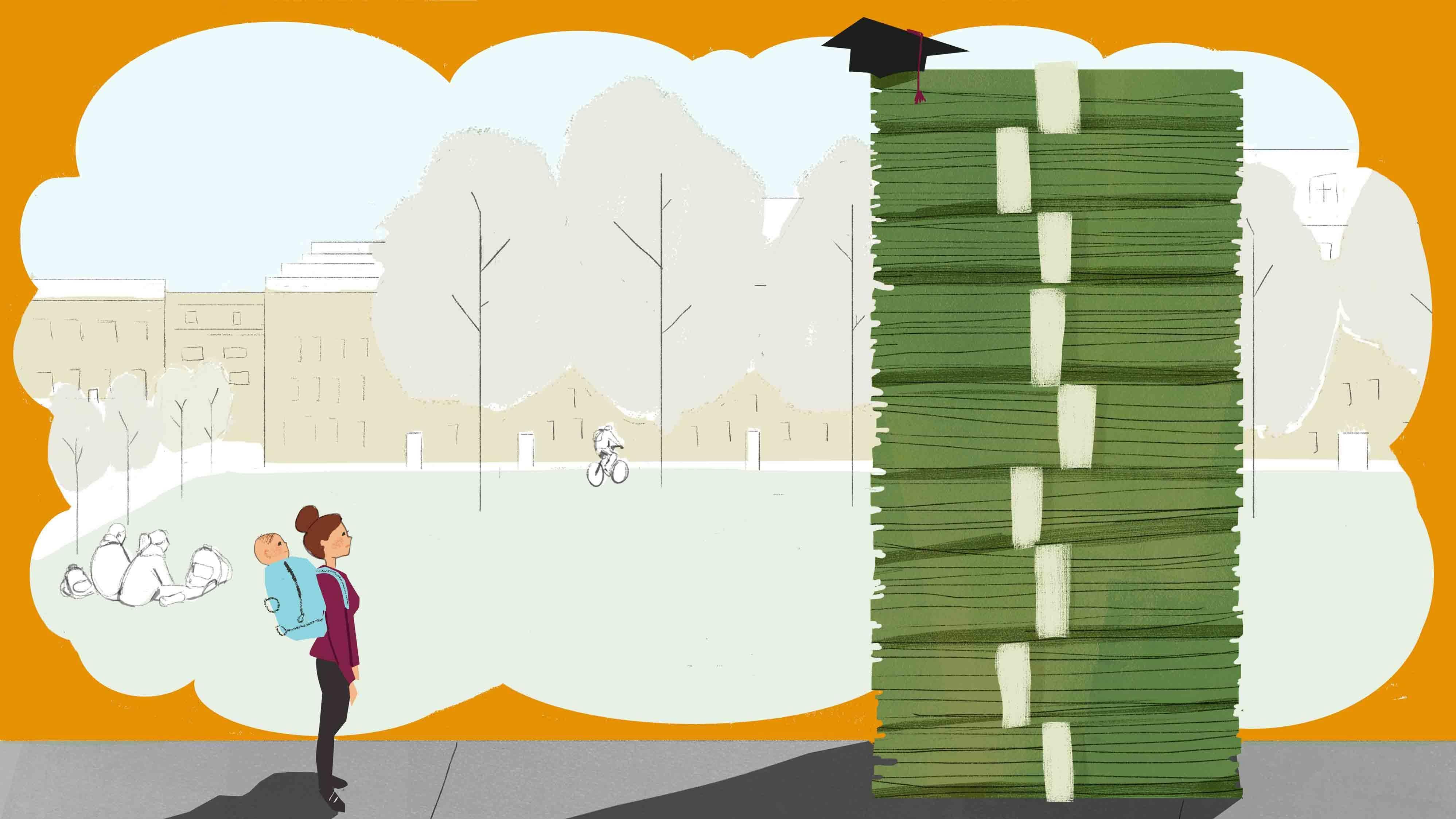 npr.org - New Data About Student Loan Borrowers; DeVos Changes Obama-era Guidance