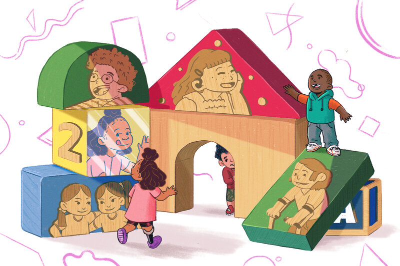 diverse classrooms are the key to building a better preschool a new study reports