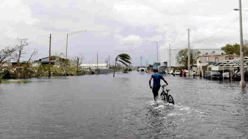 'Imminent' Dam Failure Threatens Thousands In Puerto Rico