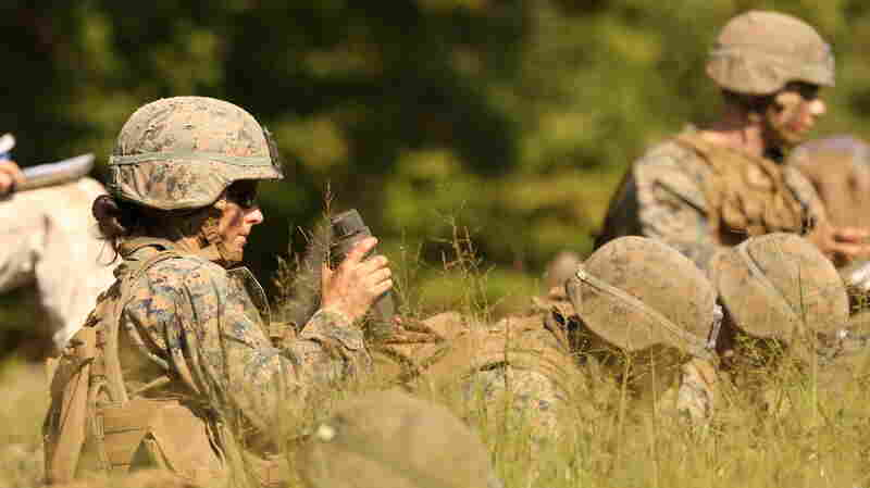 First Female Marine Completes Grueling Infantry Officer Course
