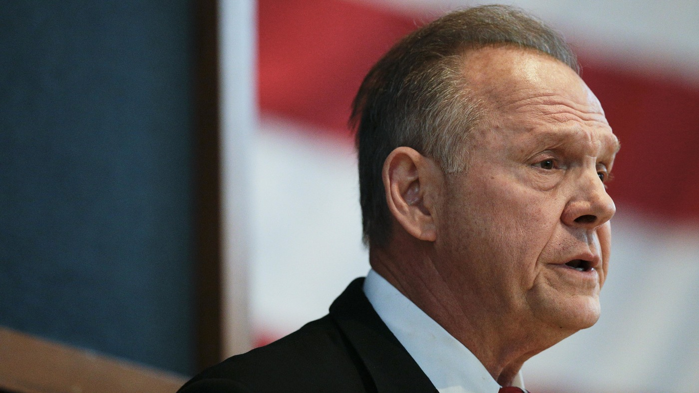 Trump's Brand Is On The Line In Alabama Senate Race