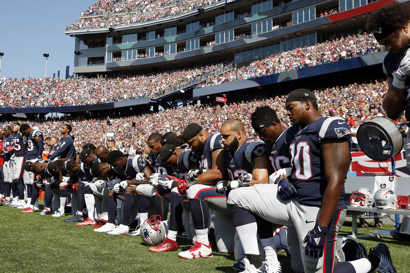 NFL Responds To Trump As President Renews Debate Over National Anthem 2a7ccf9eb