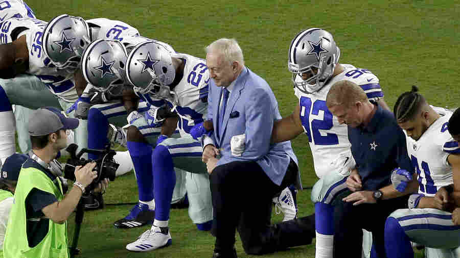 How Every NFL Team Responded To Trump's National Anthem Protest Comments
