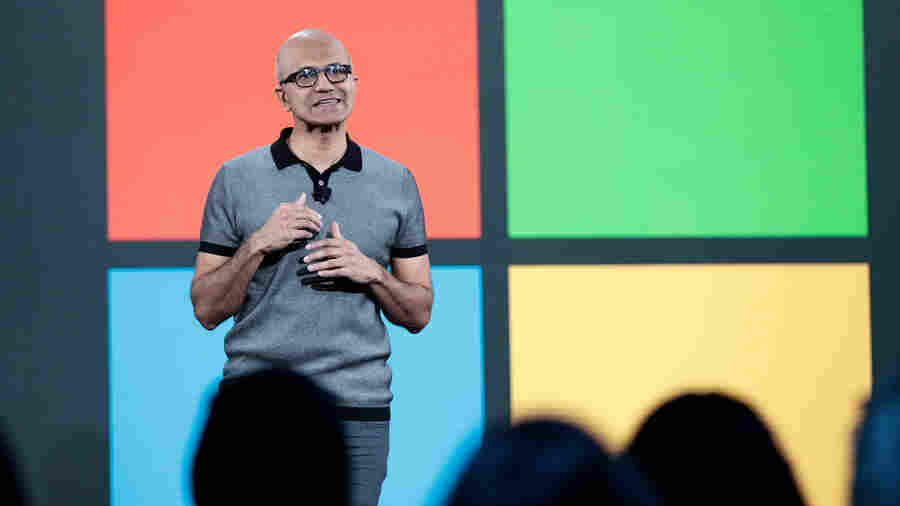 How Do You Turn Around A Tech Giant? With Empathy, Microsoft CEO Says