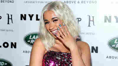 Cardi B Becomes First Solo Female Rapper To Top The Singles Chart In 19 Years