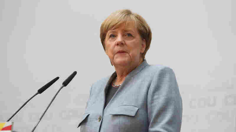 'Hard Confrontations' Ahead With Far-Right Party In German Parliament, Merkel Says