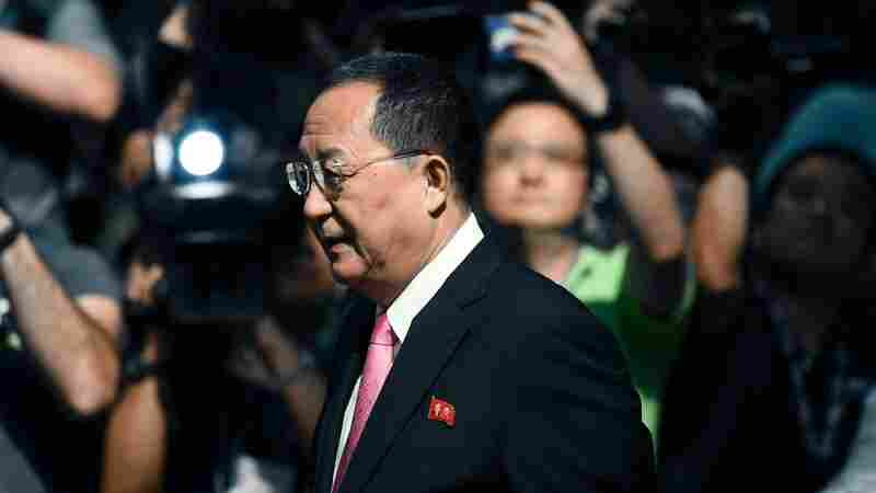 'Declaration Of War' Means North Korea Can Shoot Down U.S. Bombers, Minister Says