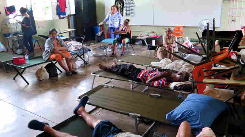 Desperation In Puerto Rican Town Where 60 Percent Are Now Homeless