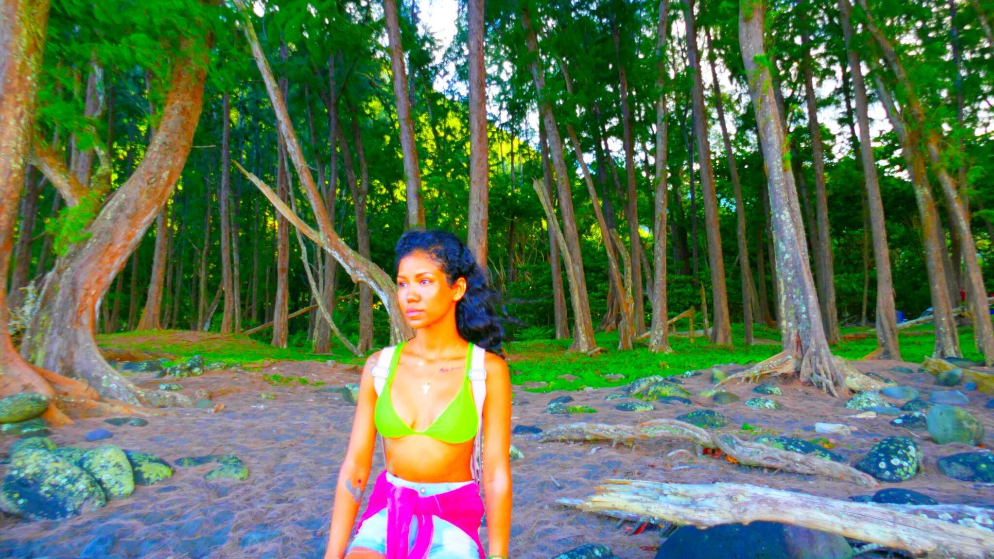 Obligar responder lana  Jhené Aiko Narrates Her Psychedelic 'Trip' Through Death, Love And  Reawakening : All Songs Considered : NPR