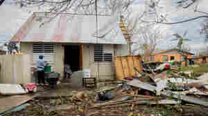 'You Have To Try': Puerto Ricans, Without Power, Find Ways Forward