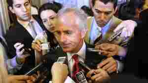 Tennessee Republican Sen. Bob Corker Won't Seek Re-Election In 2018