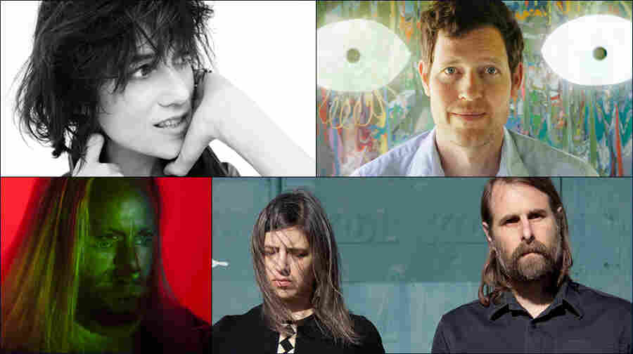 New Mix: Charlotte Gainsbourg, Chad VanGaalen, Lean Year, More