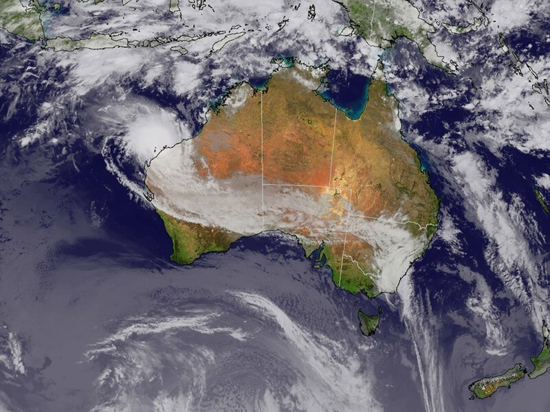 Map Of Australia From Space.Australia Says It Is Launching Its Own Space Agency The Two Way Npr