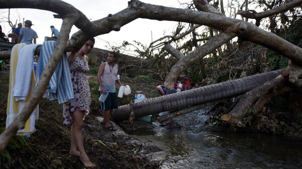 Puerto Rico Struggles To Deliver Aid To Millions Of Stricken Americans