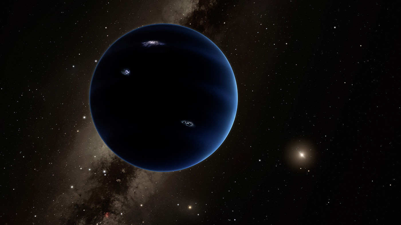 Astronomers Search For Giant Planet On Outer Edges Of Solar System