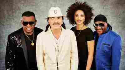 The Isley Brothers & Santana On World Cafe