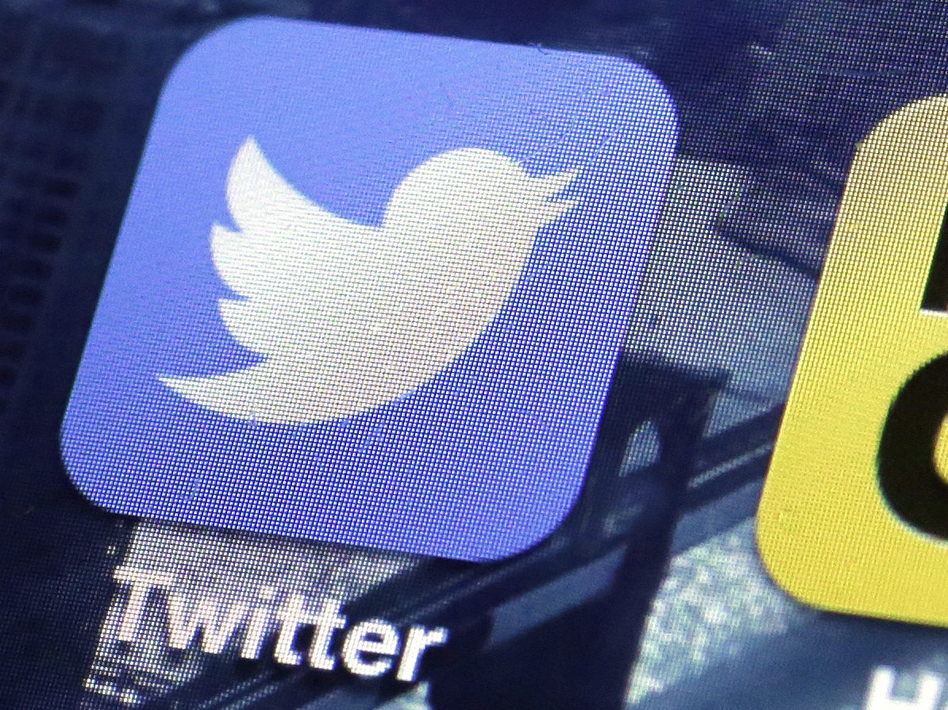 Twitter officials are expected to meet with Senate Intelligence Committee investigators. Staffers want to know about the use of fake accounts, bots and trolls to influence the trends and topics on the social platform. (Richard Drew/AP)