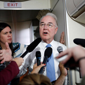 Tom Price Resigns As HHS Secretary Amid Private Jet Investigations ...