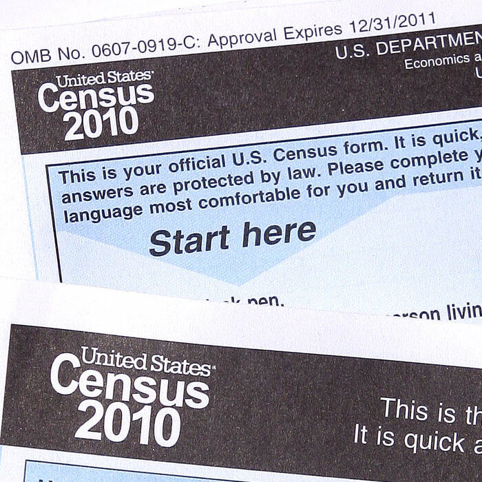 After Scuffle, Census To Add Sexual Orientation Question To Marketing Survey