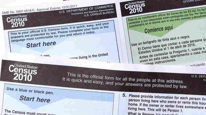 Census Bureau : NPR