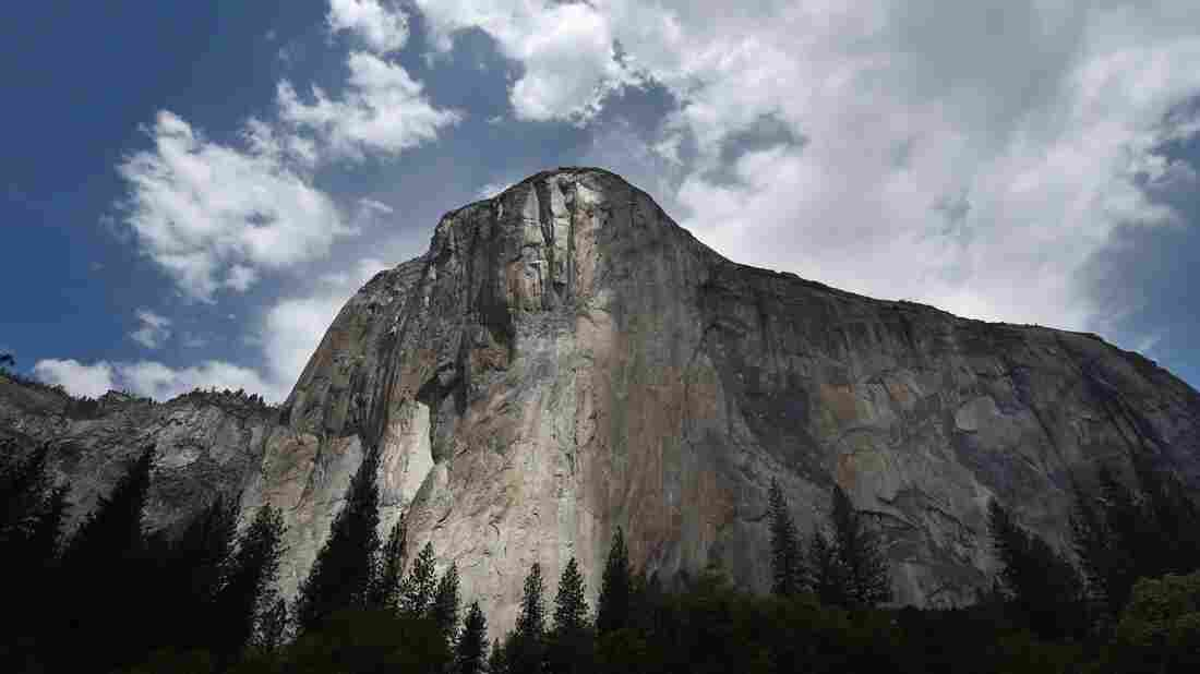 British climber killed in Yosemite rockslide died saving his wife