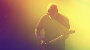 David Gilmour Plays 'Run Like Hell,' Live At Pompeii
