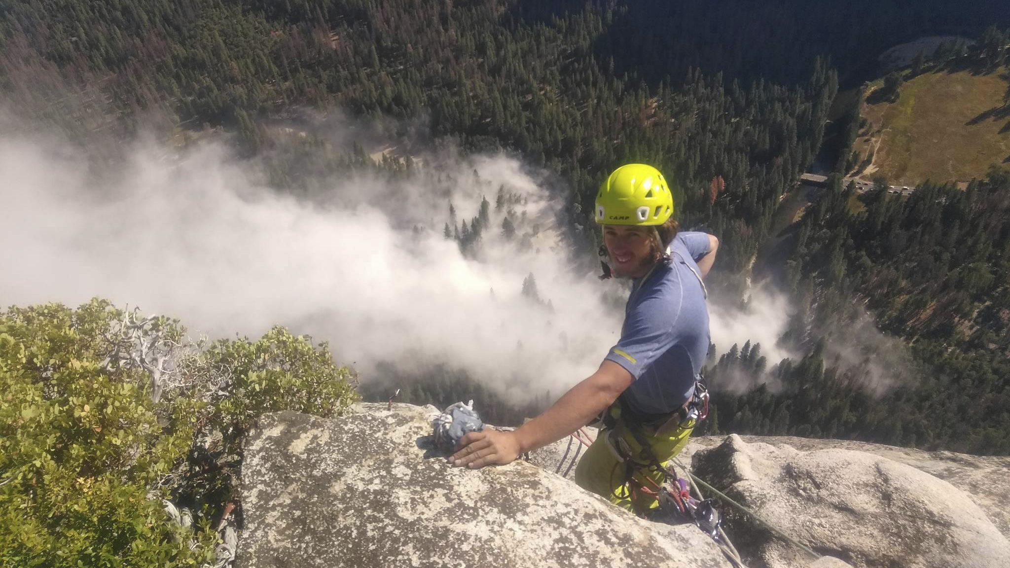 Couple from Great Britain were victims of Yosemite rockfall