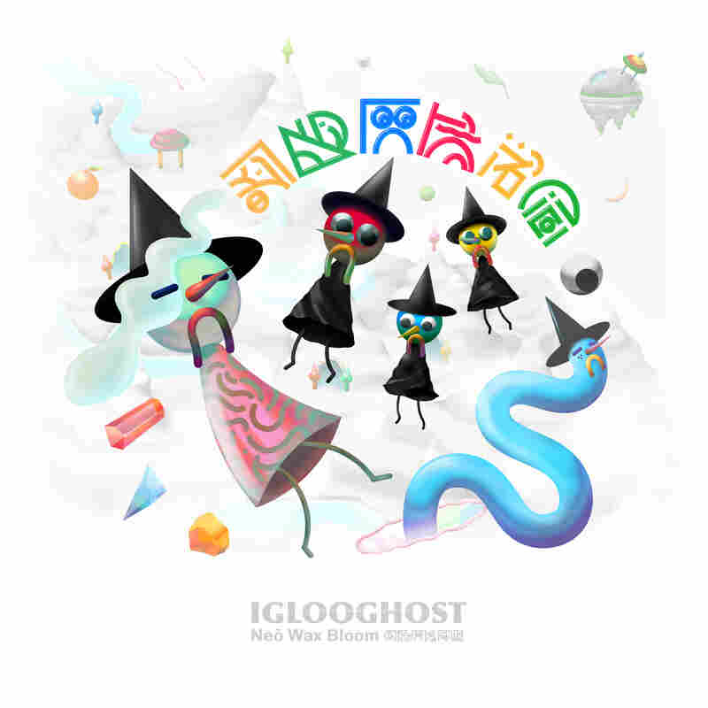 Iglooghost, Neō Wax Bloom