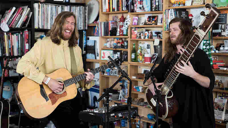 Dawg Yawp: Tiny Desk Concert