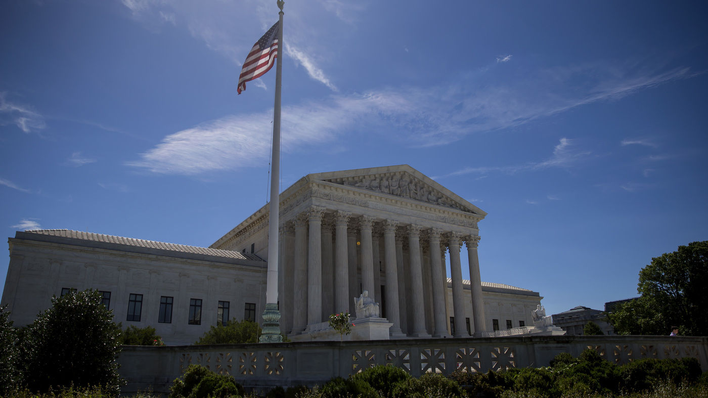 Supreme Court Adds More Cases To 2017 2018 Term Including Union United States Of Appeals For The Second Circuit Goo Dispute Two Way Npr