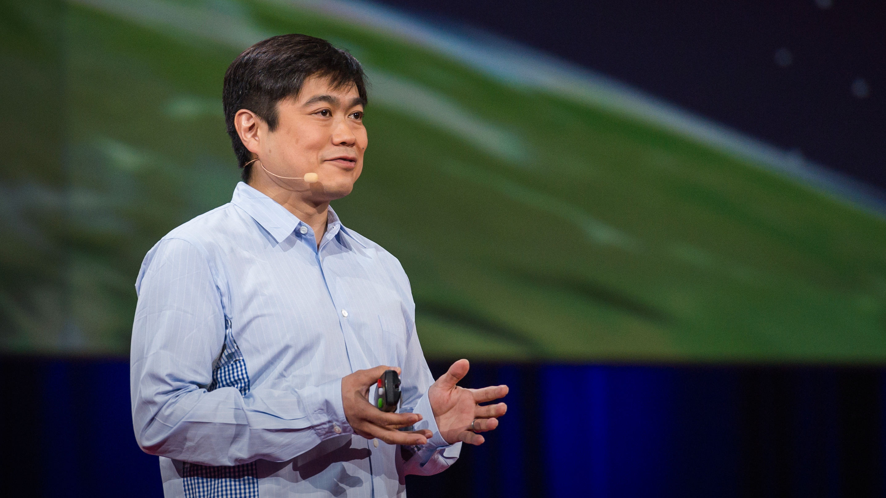 Image for Joi Ito: How Can We Harness Technology To Innovate From The Bottom Up? Article