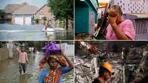 What The Pileup Of U.S. Disasters Means For The World