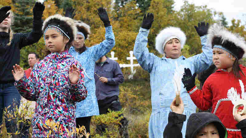After 87 Years At The Smithsonian, Bones Of Alaska Natives Returned And Reburied