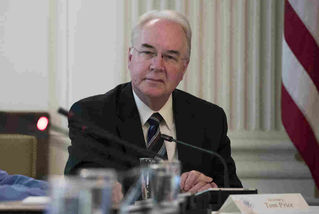 Price Says He Will Pay For Travel On Private Planes