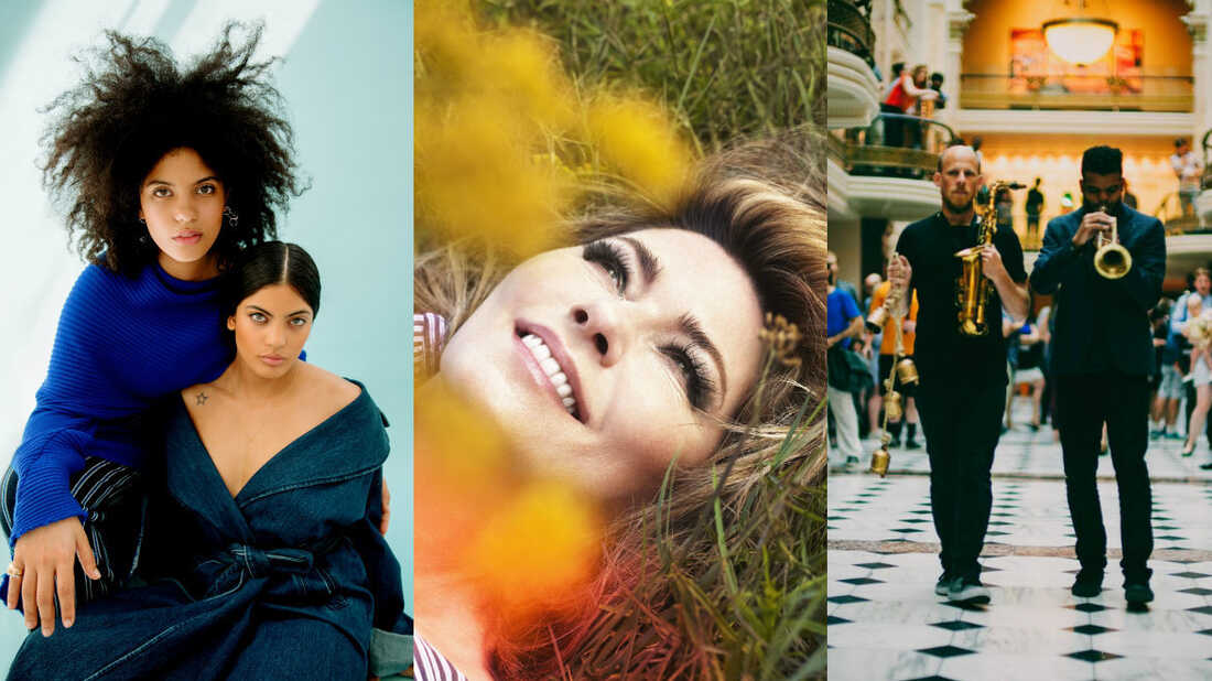 10 Brand-New Albums We're Listening To This Weekend