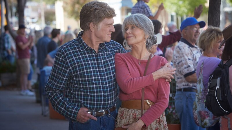 In 'Our Souls At Night,' Robert Redford And Jane Fonda Stage A ...