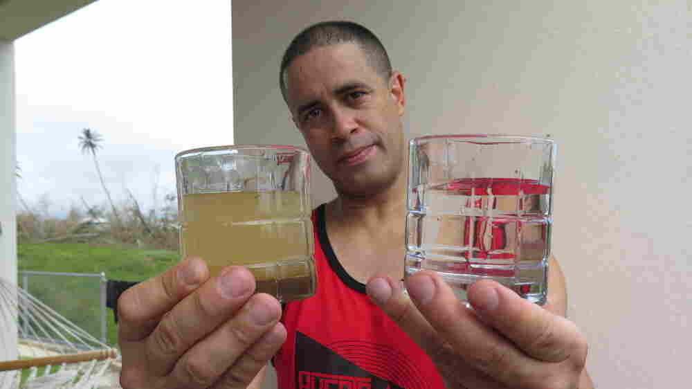 Richard 'Crazy Legs' Colón Returns To Puerto Rico With A Clean Drinking Water Mission