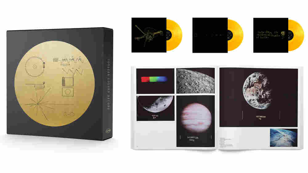 The Voyager Golden Record Finally Finds An Earthly Audience