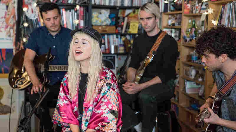 Paramore: Tiny Desk Concert