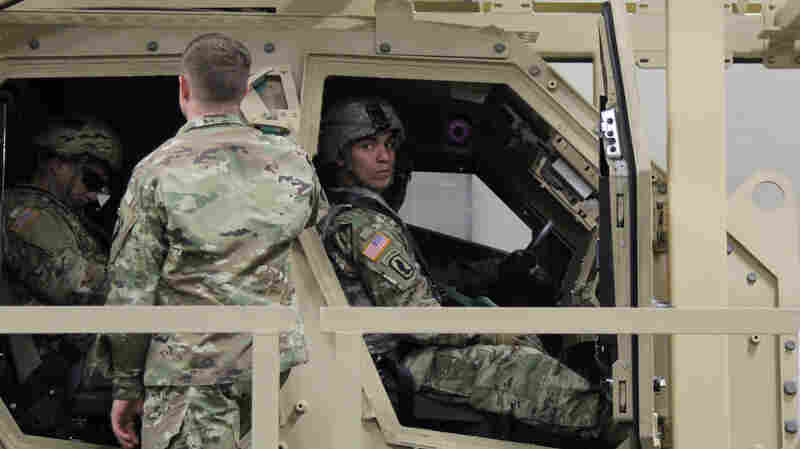 16 Years Since The First Deployment, U.S. Soldiers Prepare To Go Again