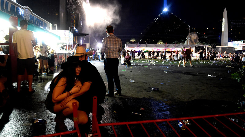 Las Vegas Shooting Update At Least 59 People Are Dead After Gunman Attacks Concert