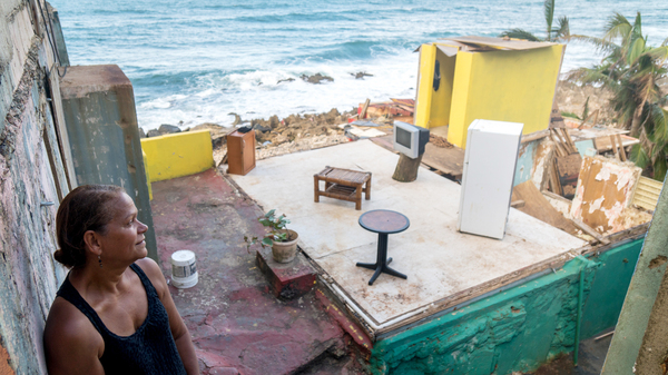 We Feel Forgotten : In Storm-Battered Home Of Musical Hit, Help Comes  Despacito